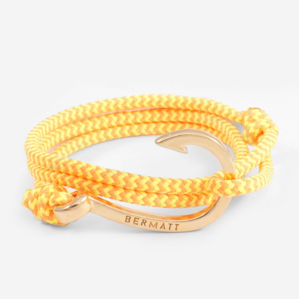 Pulsera anzuelo hollywood amarillo2 1000x1000
