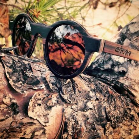 Gafas de madera hechas en espa a moler soho
