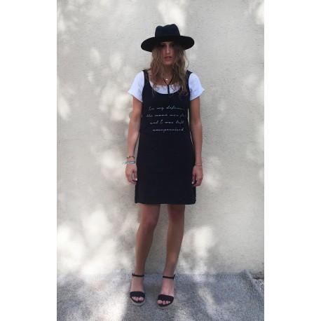 Gobi dress black  13