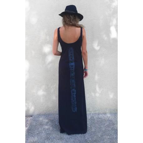 Gobi dress black  6