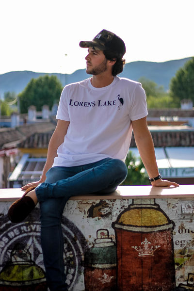 Lorens lake tee 1