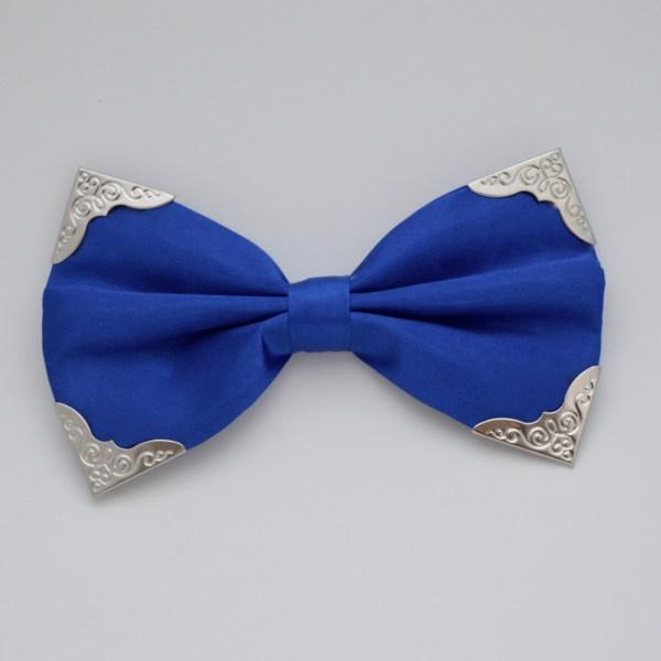 Pajarita azul