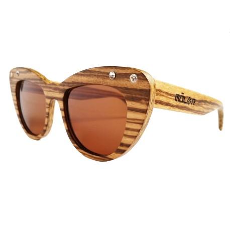 Paradise gafas de madera hechas a mano en espa a
