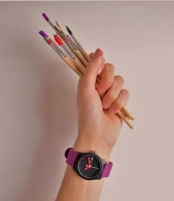 Small snb reloj paint