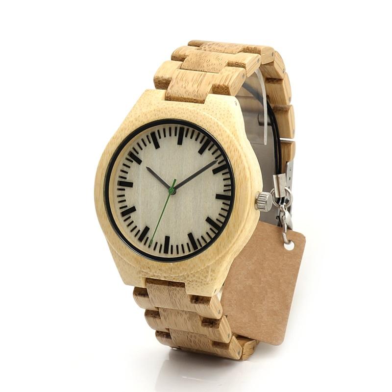 Reloj madera eryx 00