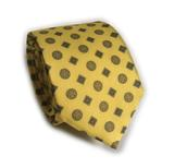 Tie yellow compact