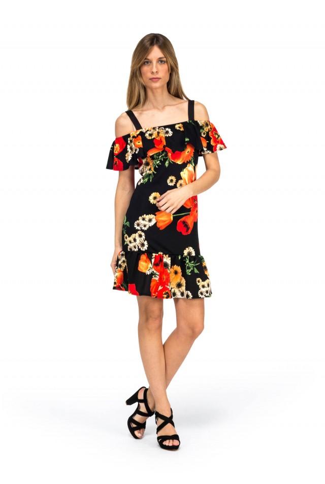 Vestido bloom